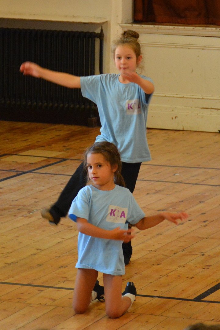 2016 Primary Tap & Ballet - 12