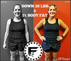 Jill Progress Pic