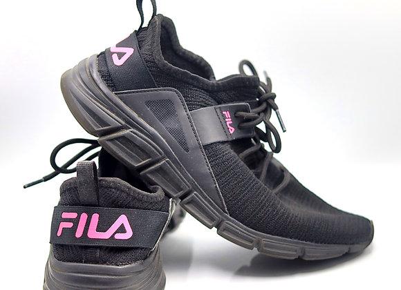 Ladies Black FILA