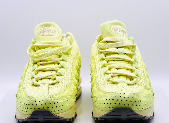 Girls Yellow NIKE Airmax