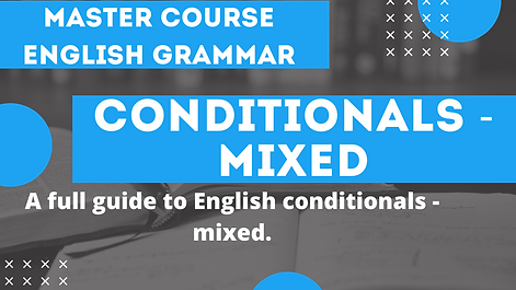 Conditions Type Mixed