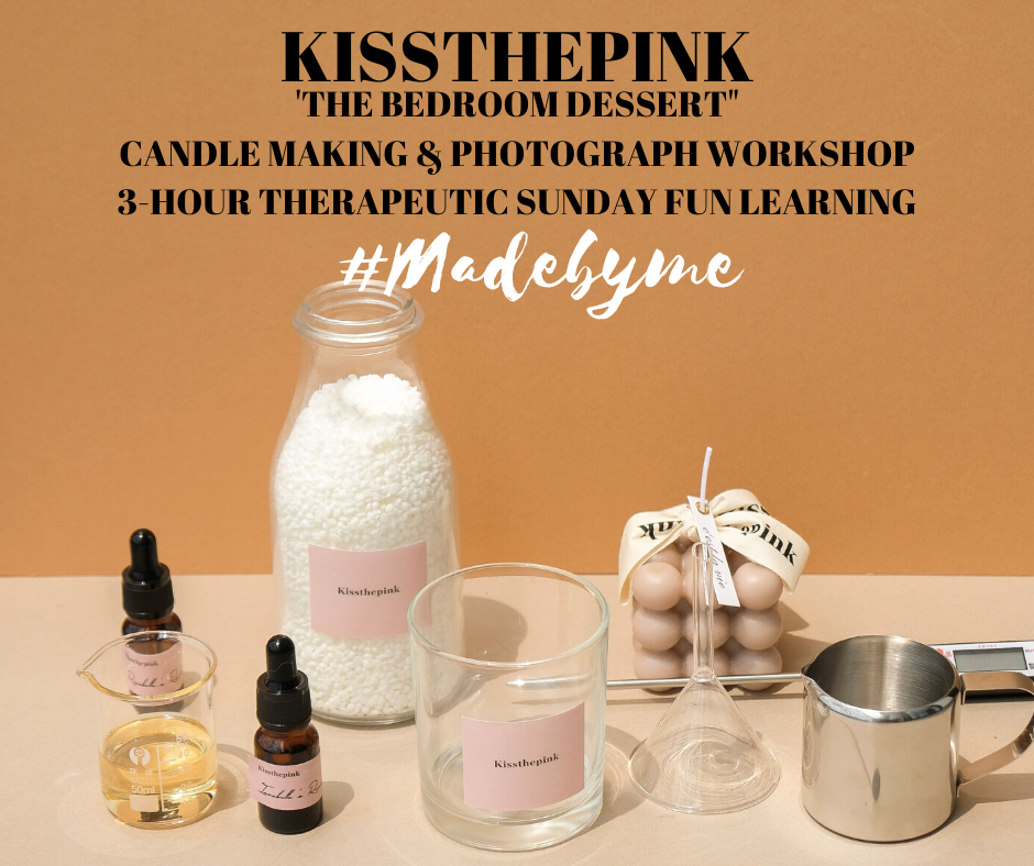 #Madebyme Workshop - Weekend