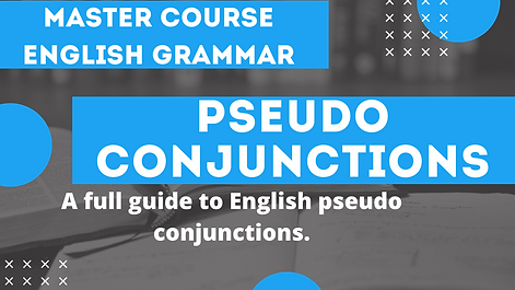 Pseudo Conjunctions