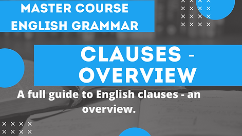 Clauses Overview