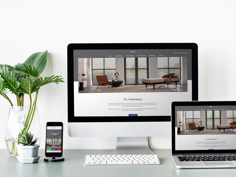 TL Interieur_Webdesign