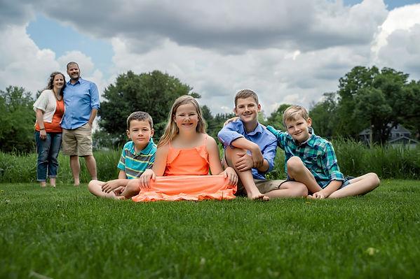 Alisha Cory Family Photography