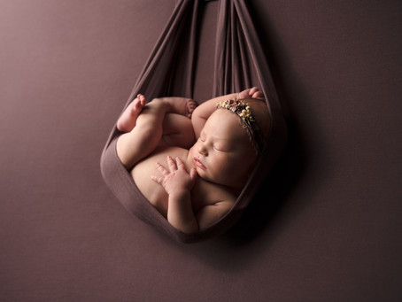 Newborn Photography - Guide to Choosing the Perfect Session for your Baby