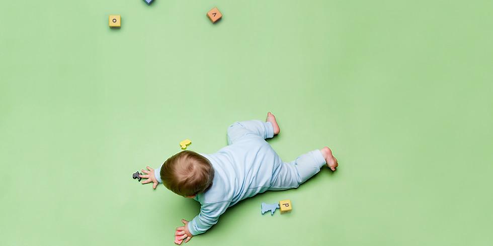 Entwicklung des Kleinkindes im ersten Lebensjahr