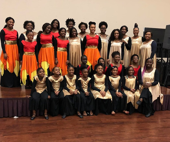 2019 Liturgical Dancers