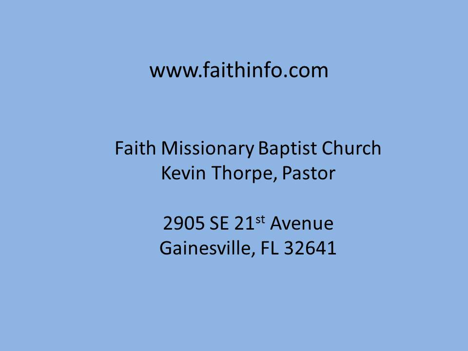 faith ad