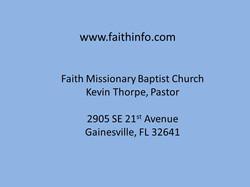 faith ad