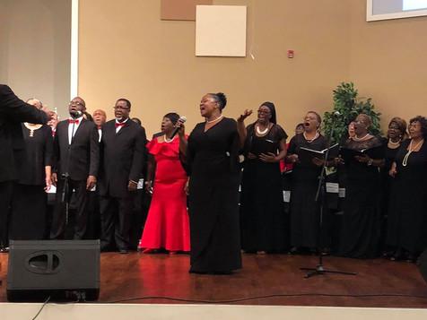 Adult Choir Sopranos