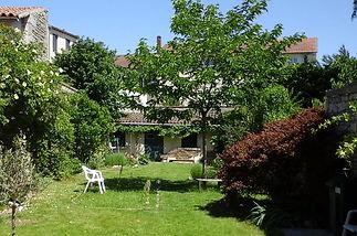 Stage de permaculture à Niort près de la rochelle avril