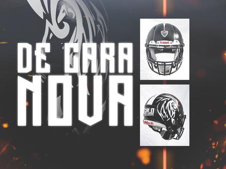 Galo FA inaugura novo capacete para a temporada 2021