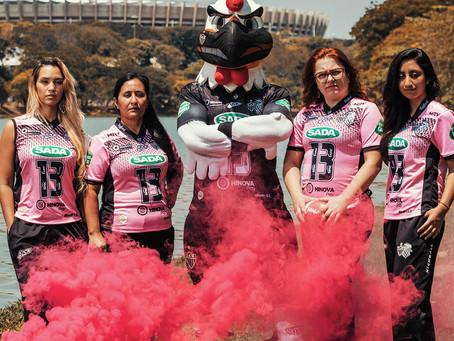Outubro Rosa: Galo FA lança edição de camisa exclusiva, no combate ao câncer de mama