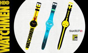 Watchmen watch designs
