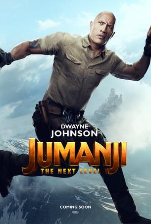 Jumanji 2: The Next Level