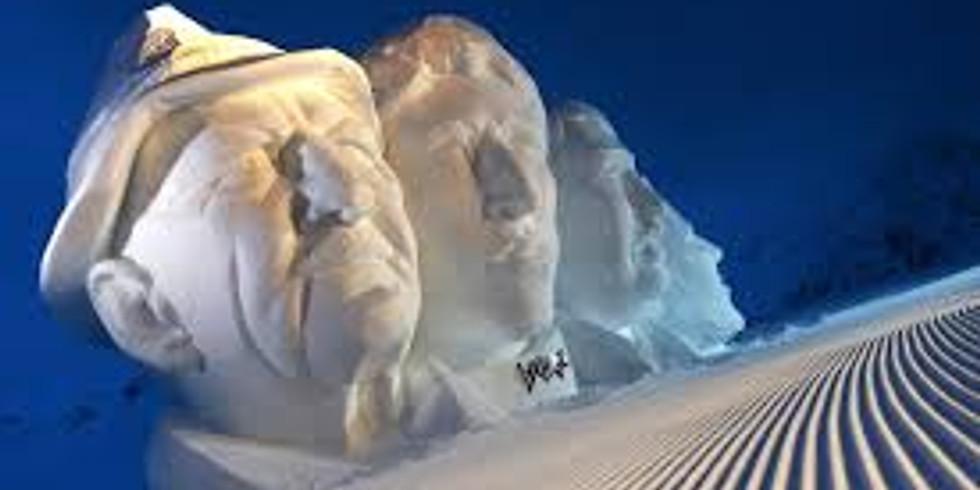 """Formen in Weiß: Motto """"Wintersport"""" 11. Jan. 2021 von 09:00 Uhr"""