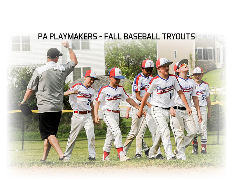PA Playmakers Travel Baseball, West Chester, Pennsylvania