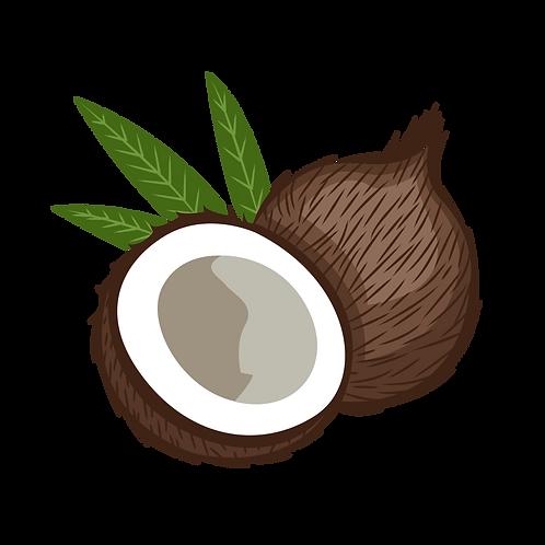 Huile de noix de coco vierge biologique