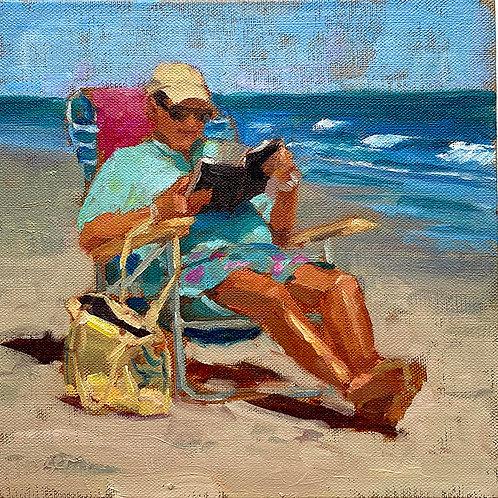 Dec 5 - Beach Reading