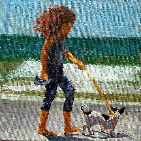 Dec 8 - Walking the Dog