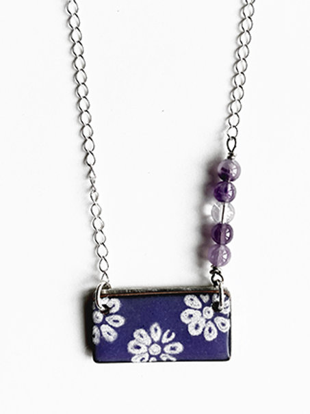 IN STOCK - Personalized Hidden Message Tag Necklace