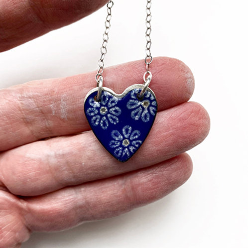 IN STOCK - Heart Message Necklaces