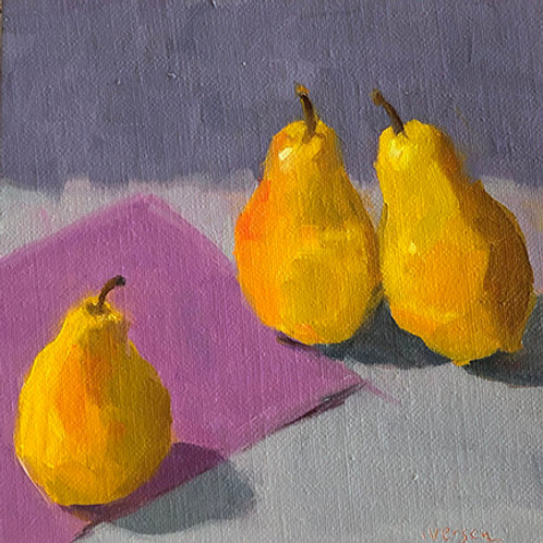 Pear Conspiracy