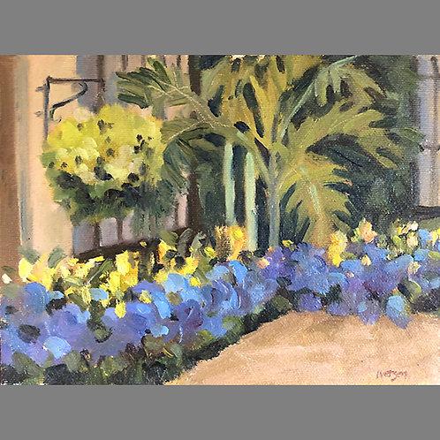 """Inside Longwood Gardens"" Conservatory Study"
