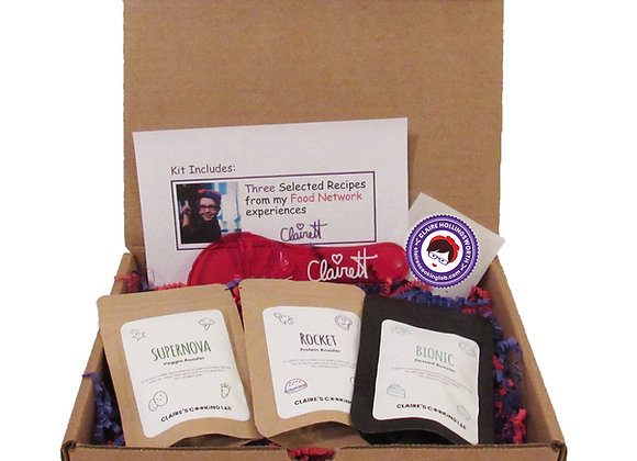 Flavor Booster Trio Gift Pack