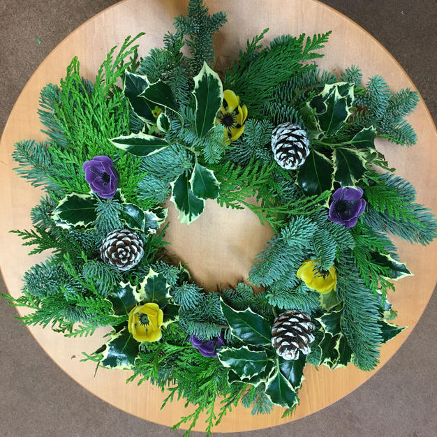 Natural wreaths