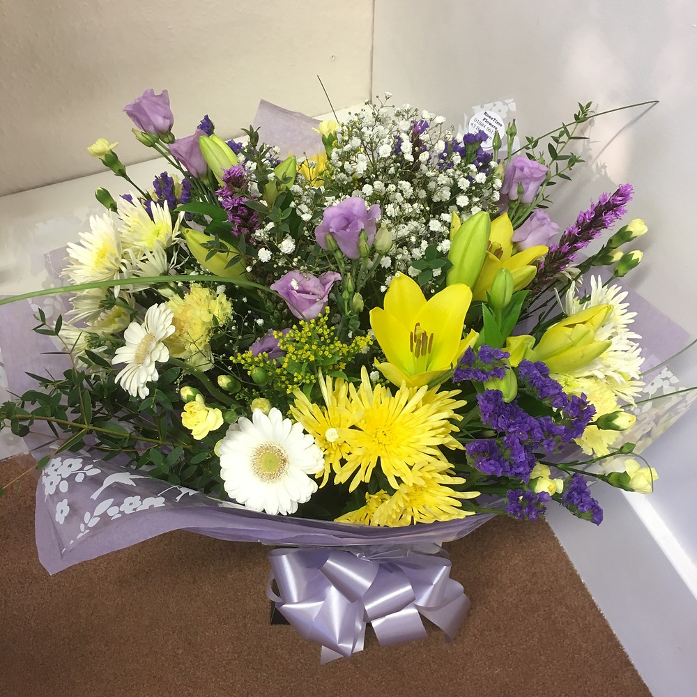 Spring Time Bouquet at RoseTime Flowers
