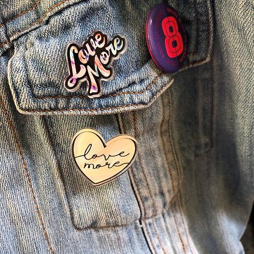 Lucy Acrylic Pin