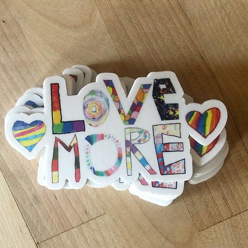 Kids Rule Sticker