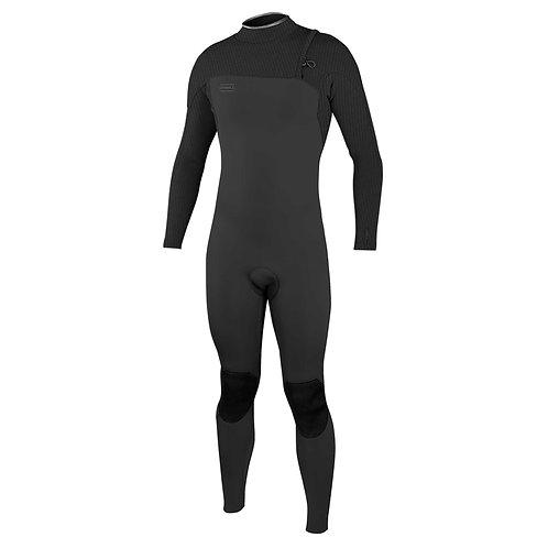 O'neill Hyperfreak 5/4mm Men's Wetsuit Zip Free