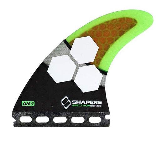 Shapers Fins AM1 Al Merrick Thruster Fin Set