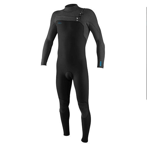 O'neill Hyperfreak 3:2mm+ Men's Wetsuit chest zip