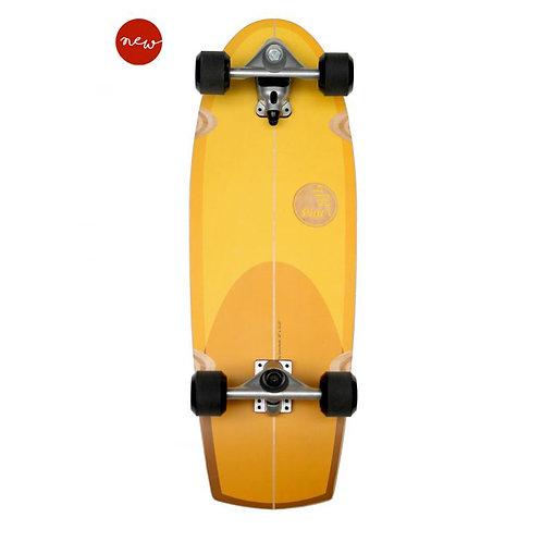 "Slide Surf Skate - Quad Sunset 30"""