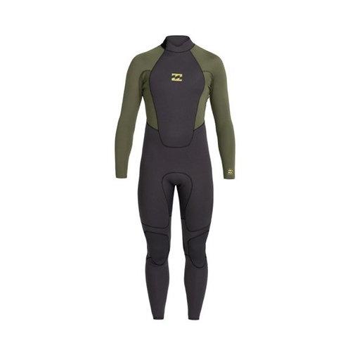 Billabong Intruder 4/3mm Men's Wetsuit