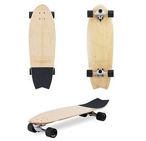 longboard skateboard complete
