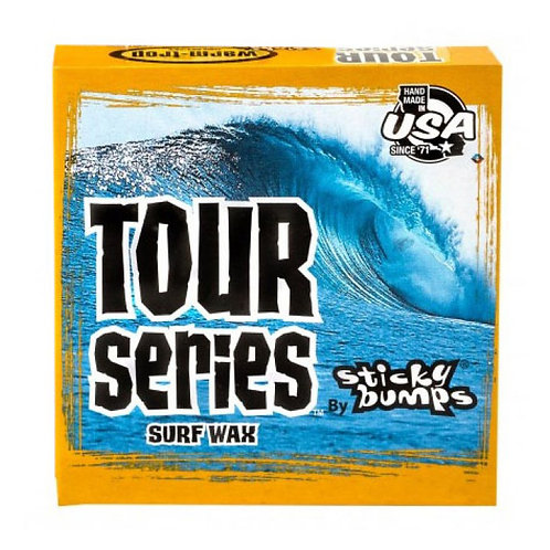 Tour Series Tropical Surf Wax