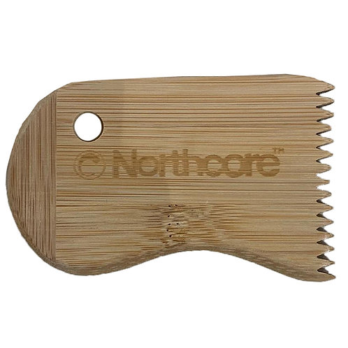 Northcore Bamboo Wax Comb