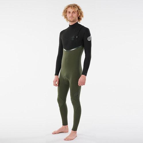Rip Curl E Bomb 4/3mm Men's Zipless Wetsuit
