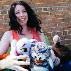 Meg Rivers, Maker of Meg's Minions