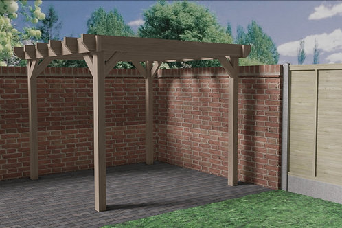 Wooden Garden Gazebo Build Plans Do It Yourself Woodwork Instructions