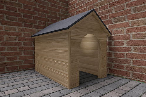 Outdoor Wooden Dog Kennel Build Plans Do It Yourself