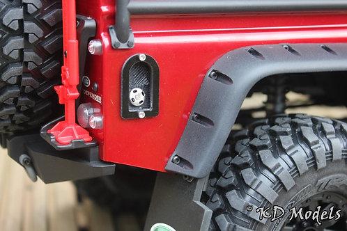 Custom Fuel Filler for Traxxas Trx-4 D110