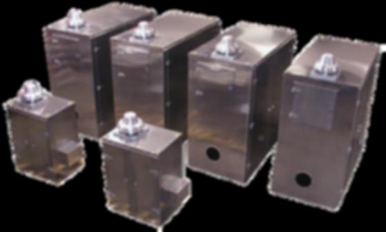 Aluminum sound enclosures with fans