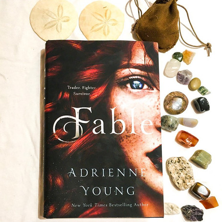 Fable by Adrienne Young - Book Club Review